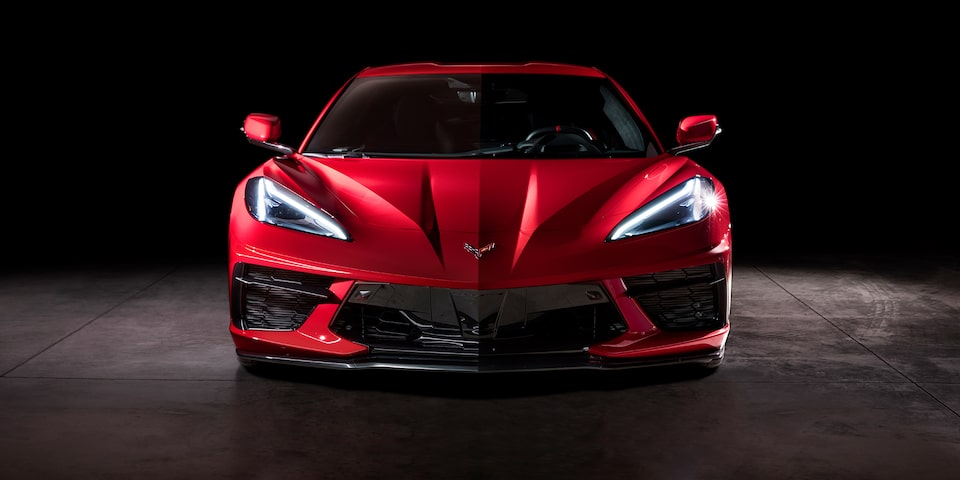 Chevy Homepage: Corvette