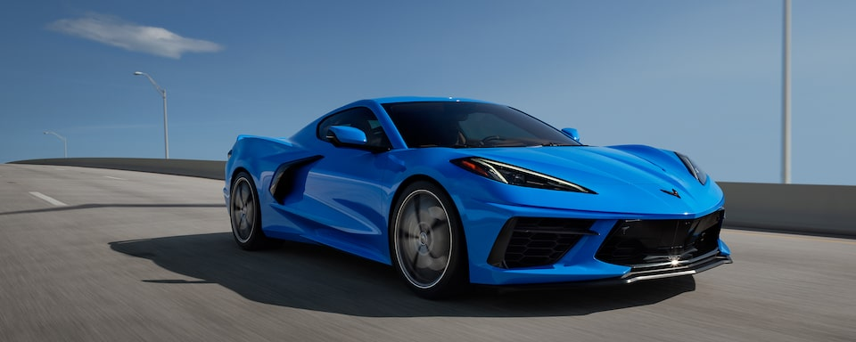 2020 Chevrolet Corvette Mid-Engine Sports Car